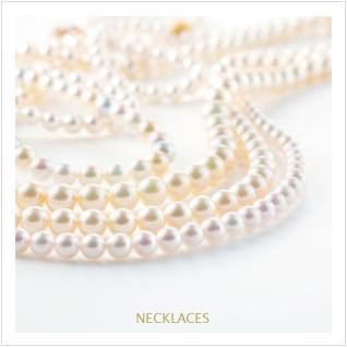 リラリオ アコヤ真珠 ネックレス